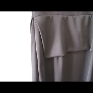 Black Halo Dresses - Black Halo Eve long casual maxi gown dress Sz 10